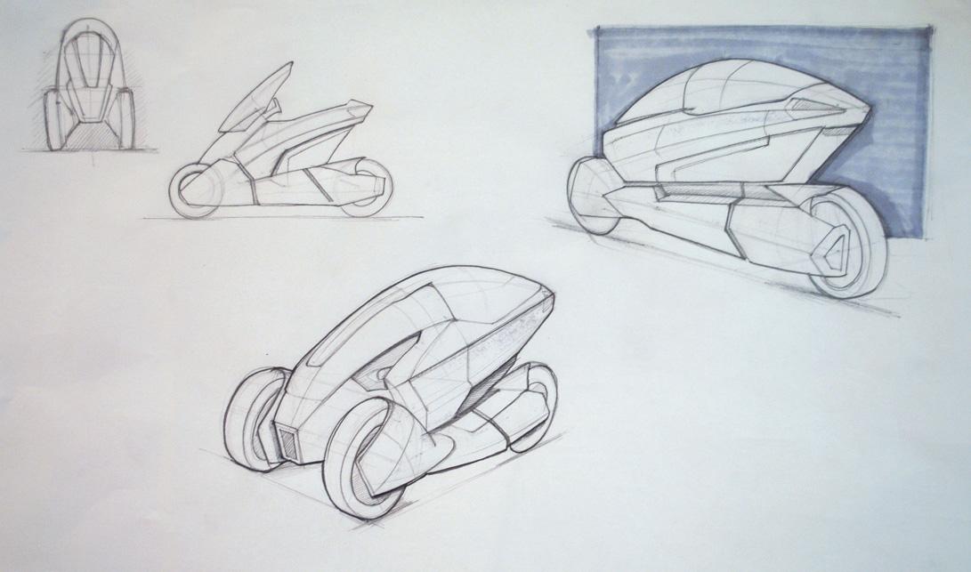 2010 Honda 3R C Concept photo - 1